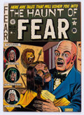 Golden Age (1938-1955):Horror, Haunt of Fear #8 (EC, 1951) Condition: Qualified NM....