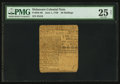 Colonial Notes:Delaware, Delaware June 1, 1759 20s PMG Very Fine 25 Net.. ...