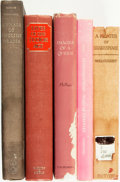 Books:World History, [British History]. [Queen Elizabeth]. [Shakespeare]. Group of Five Books about Elizabethan England. Various publishers and d... (Total: 5 Items)