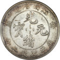 China:Kiangnan, China: Kiangnan. Empire Dollar CD 1902 AU55 PCGS,...