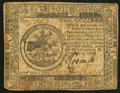 Colonial Notes:Continental Congress Issues, Continental Currency November 29, 1775 $5 Fine.. ...