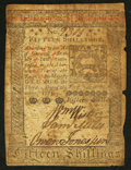 Colonial Notes:Pennsylvania, Pennsylvania October 1, 1773 15s Fine.. ...