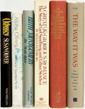 Books:Biography & Memoir, [Non-Fiction]. Group of Six Books INSCRIBED to Rod McKuen. Variouspublishers and dates.... (Total: 6 Items)