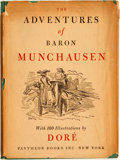 Books:Fine Press & Book Arts, Gustave Doré, illustrator. The Adventures of Baron Munchausen.One Hundred and Sixty Illustrations by Gustave Doré. ...
