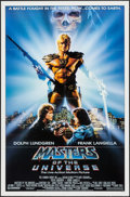 """Movie Posters:Action, Masters of the Universe (Cannon, 1987). One Sheet (27"""" X 41"""").Action.. ..."""