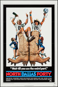 """Movie Posters:Sports, North Dallas Forty & Other Lot (Paramount, 1979). One Sheets(2) (27"""" X 41""""). Sports.. ... (Total: 2 Items)"""