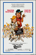 """Movie Posters:Sports, The Bad News Bears (Paramount, 1976). One Sheet (27"""" X 41"""") Flat Folded. Sports.. ..."""