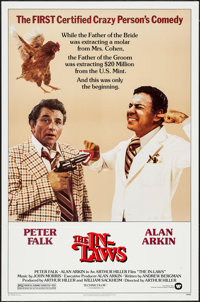 """The In-Laws (Warner Brothers, 1979). One Sheet (27"""" X 41""""). Comedy"""