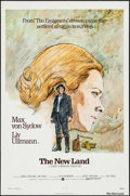 "Movie Posters:Foreign, The New Land (Warner Bros., 1973). One Sheet (27"" X 41""). Foreign.. ..."