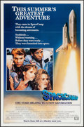"Movie Posters:Adventure, SpaceCamp (20th Century Fox, 1986). One Sheet (27"" X 41"") Advance.Adventure.. ..."