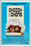 """Movie Posters:Comedy, Cheech and Chong: Still Smokin' (Paramount, 1983). One Sheet (27"""" X41""""). Comedy.. ..."""