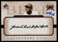 Baseball Cards:Singles (1970-Now), 2005 SP Legendary Cuts Cool Papa Bell Autograph Cuts LC-JB....