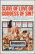 """Movie Posters:Foreign, Aphrodite, Goddess of Love & Others Lot (Embassy, 1960). One Sheets (6) (27"""" X 41""""). Foreign.. ... (Total: 6 Items)"""