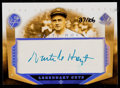 Baseball Cards:Singles (1970-Now), 2004 SP Legendary Cuts Waite Hoyt Cut Signature Card #WH....