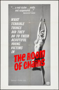 "Movie Posters:Horror, The Room of Chains (Group 1, 1972). One Sheet (27"" X 41""). Horror.. ..."