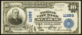 National Bank Notes:Missouri, Saint Louis, MO - $10 1902 Plain Back Fr. 634 National City BankCh. # 11989. ...