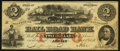 Obsoletes By State:Michigan, Adrian, MI-Erie and Kalamazoo Rail Road Bank $2 Aug. 1, 1854. ...