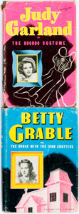 Books:Children's Books, [Mystery and Adventure Stories for Boys and Girls]. KathrynHeisenfelt. Betty Grable and the House with the Iron Shutter...(Total: 2 Items)