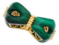Estate Jewelry:Bracelets, Malachite, Gold Bracelet. ...