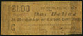 Obsoletes By State:Arkansas, Fort Smith City, AR- M. Mayers & Bro. $1 Jan. 5, 1862. ...