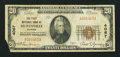 National Bank Notes:Alabama, Huntsville, AL - $20 1929 Ty. 1 The First NB Ch. # 4067. ...