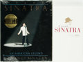 Books:Music & Sheet Music, [Compact Discs]. Frank Sinatra. The Complete Capitol Singles Collection. Hollywood, California: Capitol Records, 199... (Total: 2 Items)