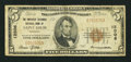 National Bank Notes:Missouri, Saint Louis, MO - $5 1929 Ty. 1 The American Exchange NB Ch. #12506. ...