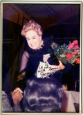 Autographs:Celebrities, Joan Crawford Signed Photograph....