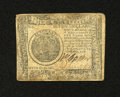 Colonial Notes:Continental Congress Issues, Continental Currency September 26, 1778 $7 Extremely Fine. A fewpinholes are spotted....