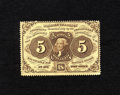 Fractional Currency:First Issue, Fr. 1229 5c First Issue Choice New. This is the scarce Friedberg number without the ABC monogram for this design. Fr. 1229s ...