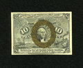 Fractional Currency:Second Issue, Fr. 1244 10c Second Issue Very Choice New. A lovely type note that is very near the gem grade but for some minor centering i...