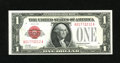 Small Size:Legal Tender Notes, Fr. 1500 $1 1928 Legal Tender Note. Choice Crisp Uncirculated.. Strikingly original is this legal tender ace that has robust...