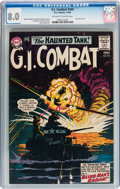 Silver Age (1956-1969):War, G.I. Combat #104 (DC, 1964) CGC VF 8.0 Off-white to white pages....
