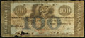 Obsoletes By State:Louisiana, New Orleans, LA- Bank of Louisiana $100 May 22, 1862 . ...