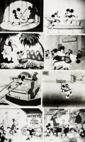 Books:Prints & Leaves, [Disneyana]. Collection of Approximately Eighty-Nine Black andWhite Publicity Photos from Walt Disney Productions. [n.d., c...