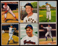 Baseball Cards:Lots, 1950 Bowman Baseball Collection (65) With 25 Low Numbers. ...
