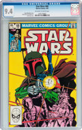 Modern Age (1980-Present):Science Fiction, Star Wars #68 (Marvel, 1983) CGC NM 9.4 Off-white to whitepages....