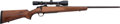Long Guns:Bolt Action, Browning A Bolt Model Bolt Action Rifle With Simmons Whitetail3-9x40 Scope....