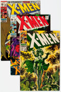 Modern Age (1980-Present):Superhero, X-Men Group of 11 (Marvel, 1968-82) Condition: Average VF-....(Total: 11 Comic Books)