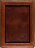 Books:Furniture & Accessories, [Gucci]. Leather Picture Frame by Gucci. . ...