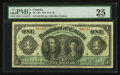 Canadian Currency, DC-18b $1 1911. ...