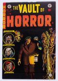 Golden Age (1938-1955):Horror, Vault of Horror #38 (EC, 1954) Condition: VF-....
