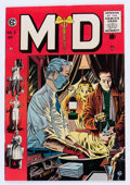 Golden Age (1938-1955):Miscellaneous, M.D. #3 Gaines File pedigree 11/12 (EC, 1955) Condition: VF/NM....