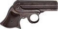 Handguns:Derringer, Palm, Remington-Elliot Ring Derringer....