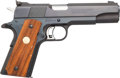 Handguns:Semiautomatic Pistol, Colt Gold Cup Series 70 National Match Semi-Automatic TargetPistol....