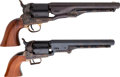 Handguns:Muzzle loading, Lot of 2 Colt Reissue Percussion Revolvers.... (Total: 2 Items)