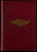 """Baseball Collectibles:Publications, 1910 """"The National Game"""" Hardcover Book...."""