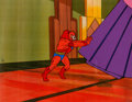 Animation Art:Production Cel, He-Man and the Masters of the Universe Beast Man Production Cel (Filmation, 1983)....