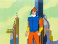 Animation Art:Production Cel, He-Man and the Masters of the Universe Pangus Production Cel(Filmation, 1983)....