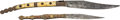 Edged Weapons:Knives, Lot of 2 Navajas....